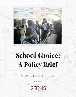 School Choice Policy Brief
