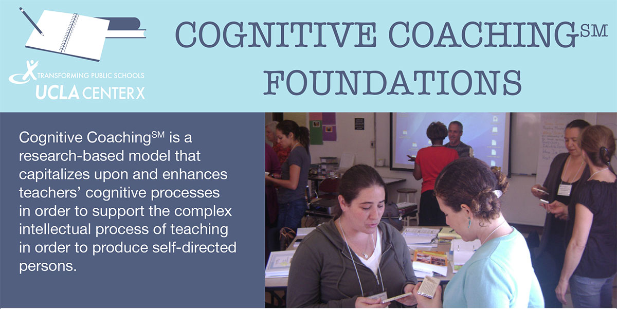 Cognitive Coaching Foundations Training