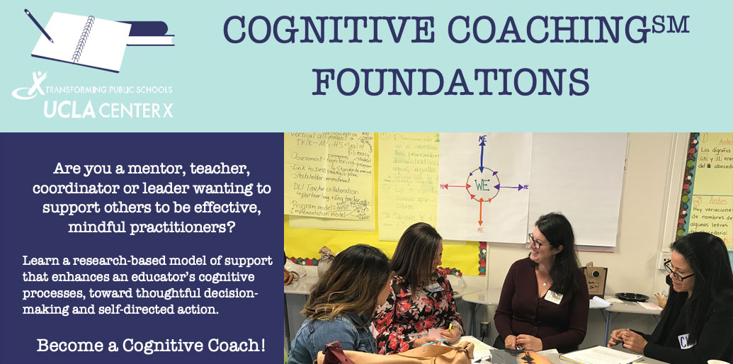 Cognitive Coaching Foundations