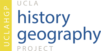 UCLA History-Geography Project
