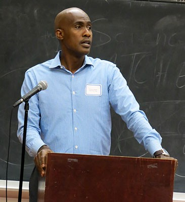 Creating powerful stories and humanizing education with young men of color: Tyrone Howard