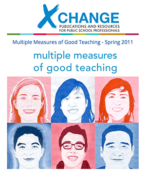 Multiple Measures of Good Teaching Xchange