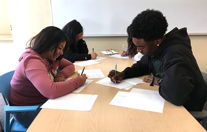 For 9th-12th Grade Students: College Ready Writers – UCLA