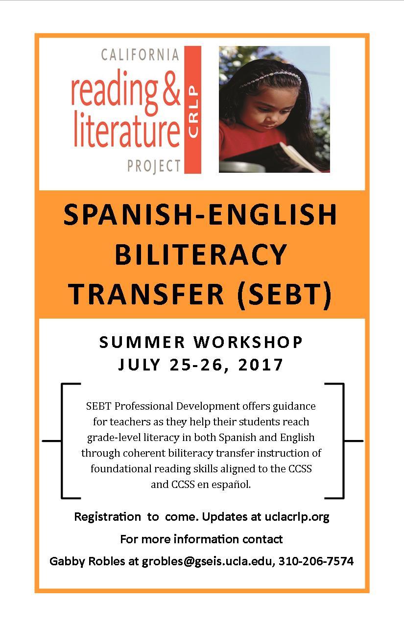 Register SEBT July 25-26