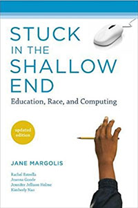 Stuck in the Shallow End book cover