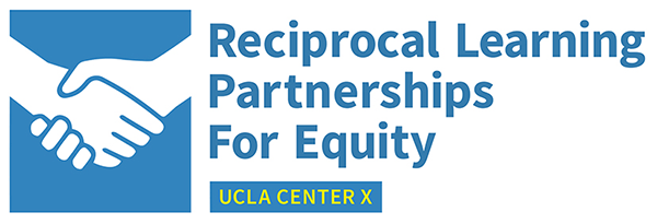 Reciprocal Learning Partnerships for Equity Foundational Training