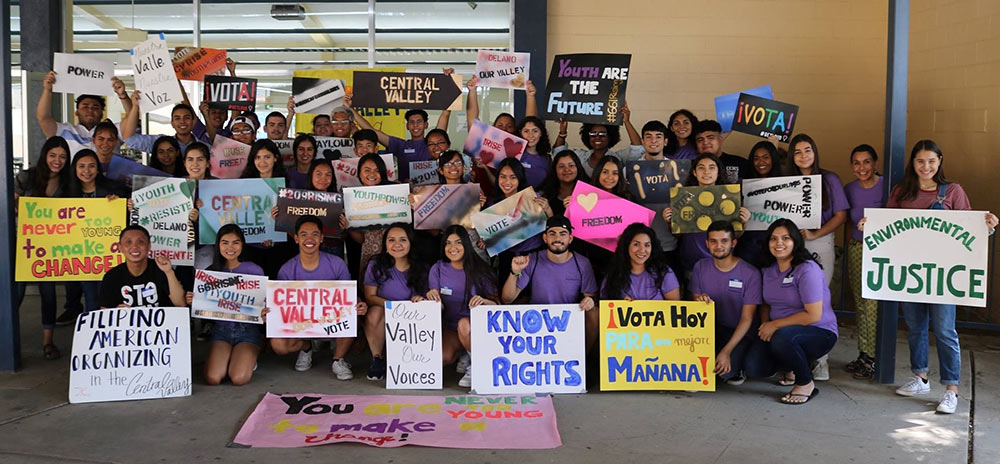 Spreading the Light of Freedom:  The Central Valley Freedom Summer Project