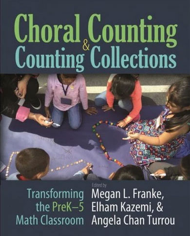 Choral Counting & Counting Collections book cover