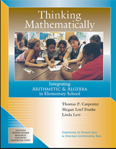 Thinking Mathematically Book
