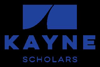 Kayne Scholars logo