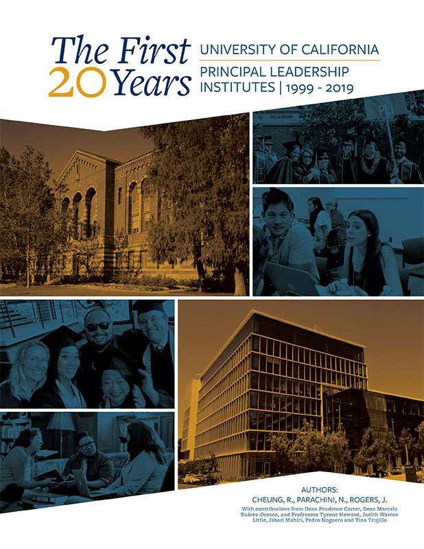 UCLA PLI 20th Anniversary Brochure