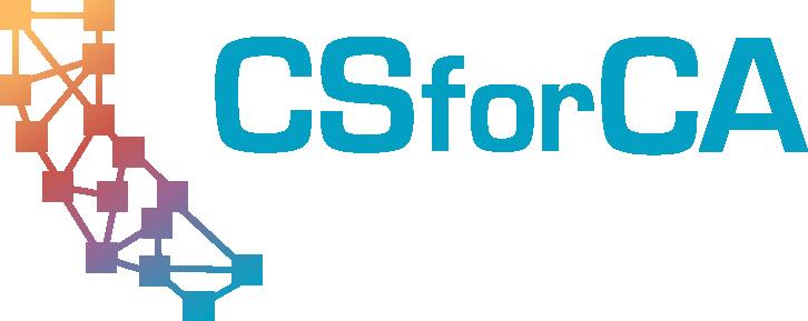 CSforCA logo