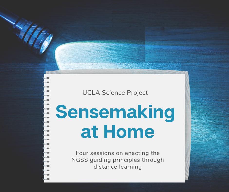 Sensemaking at Home