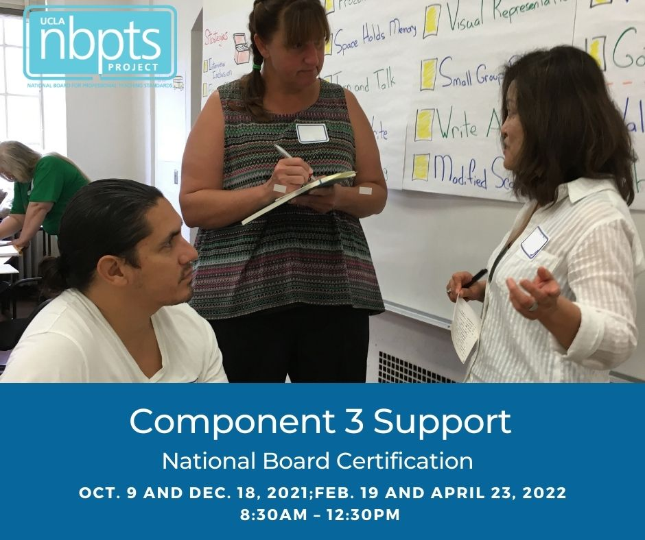 Component 3 Support