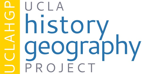 UCLA History-Geography Project logo