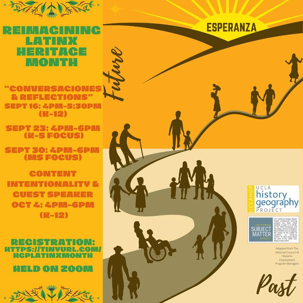 Reimagining Latinx Heritage Month